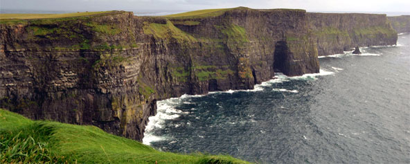 Cliffs of Moher - Ireland Tours
